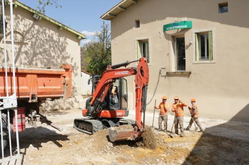 Lancement des travaux de rénovation de l'