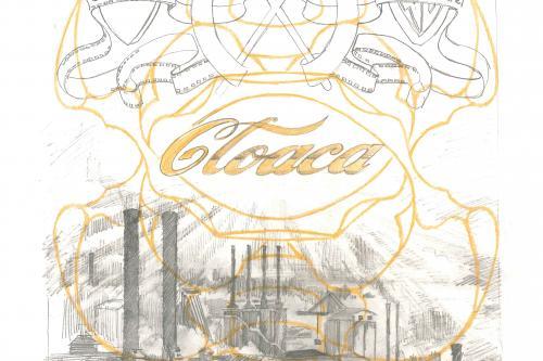 Wim Delvoye, Studies for Cloaca Shares, Convertible Bonds & Certificates 1999-2005 (Study #54), 2001 - Courtesy de l'artiste