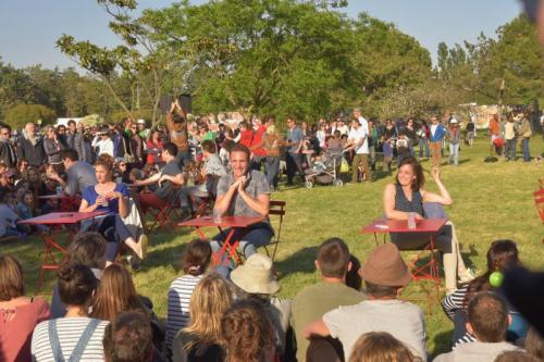 Une nouvelle fois, la ZAT a rassemblé un large public.©HuguesRubio