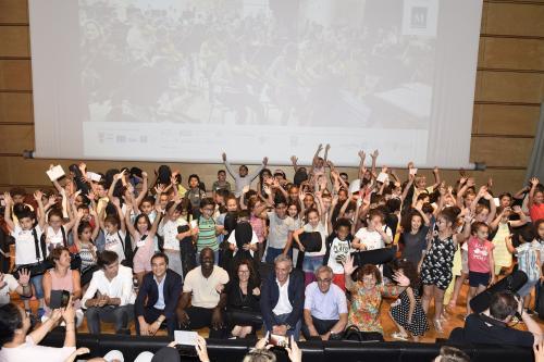 ©FredéricDamerdji 105 enfants participent au programme Démos de Montpellier