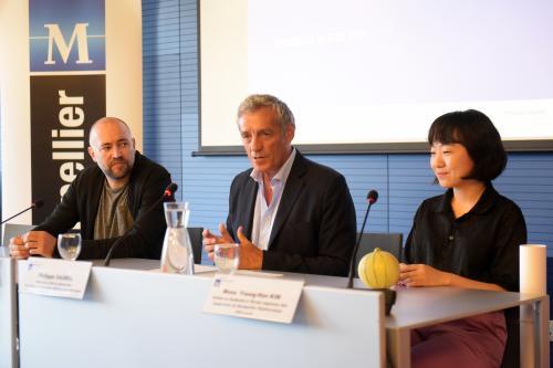 Crédit photo : Ludovic Severac - Ville de Montpellier