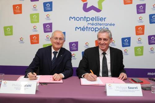 Crédit photo : Christophe Ruiz - Montpellier Méditerranée Métropole.
