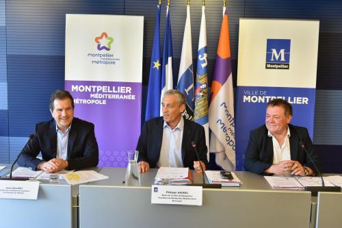 crédit photo : Frédéric Damerdji - Ville et Métropole de Montpellier
