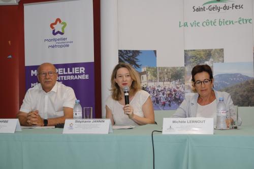 crédit photo : Christophe Ruiz - Ville et Métropole de Montpellier