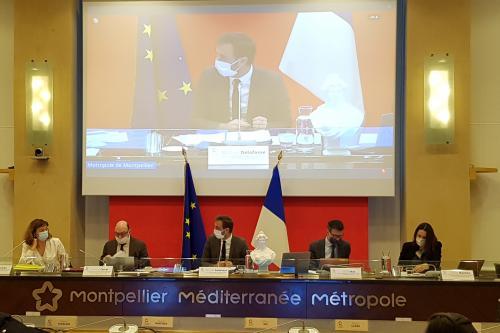 crédit photo : Ville et Métropole de Montpellier