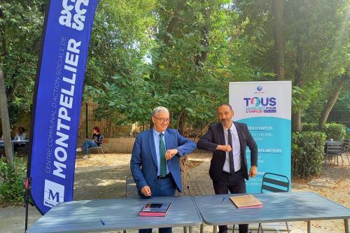 Crédit photo : CCAS de Montpellier