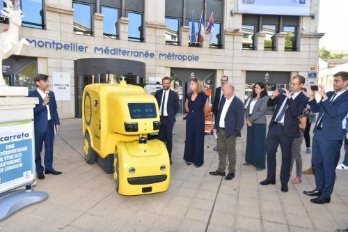 Crédit : Hugues RUBIO - Montpellier Méditerranée Métropole